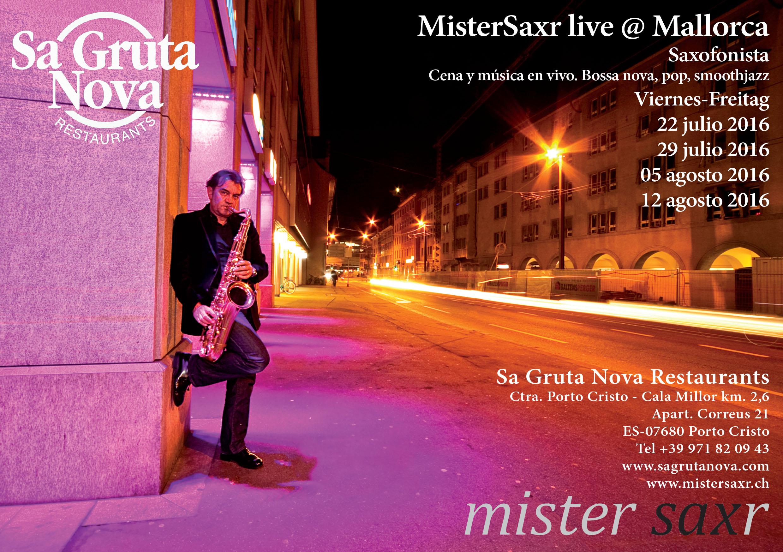 MisterSaxr in Mallorca