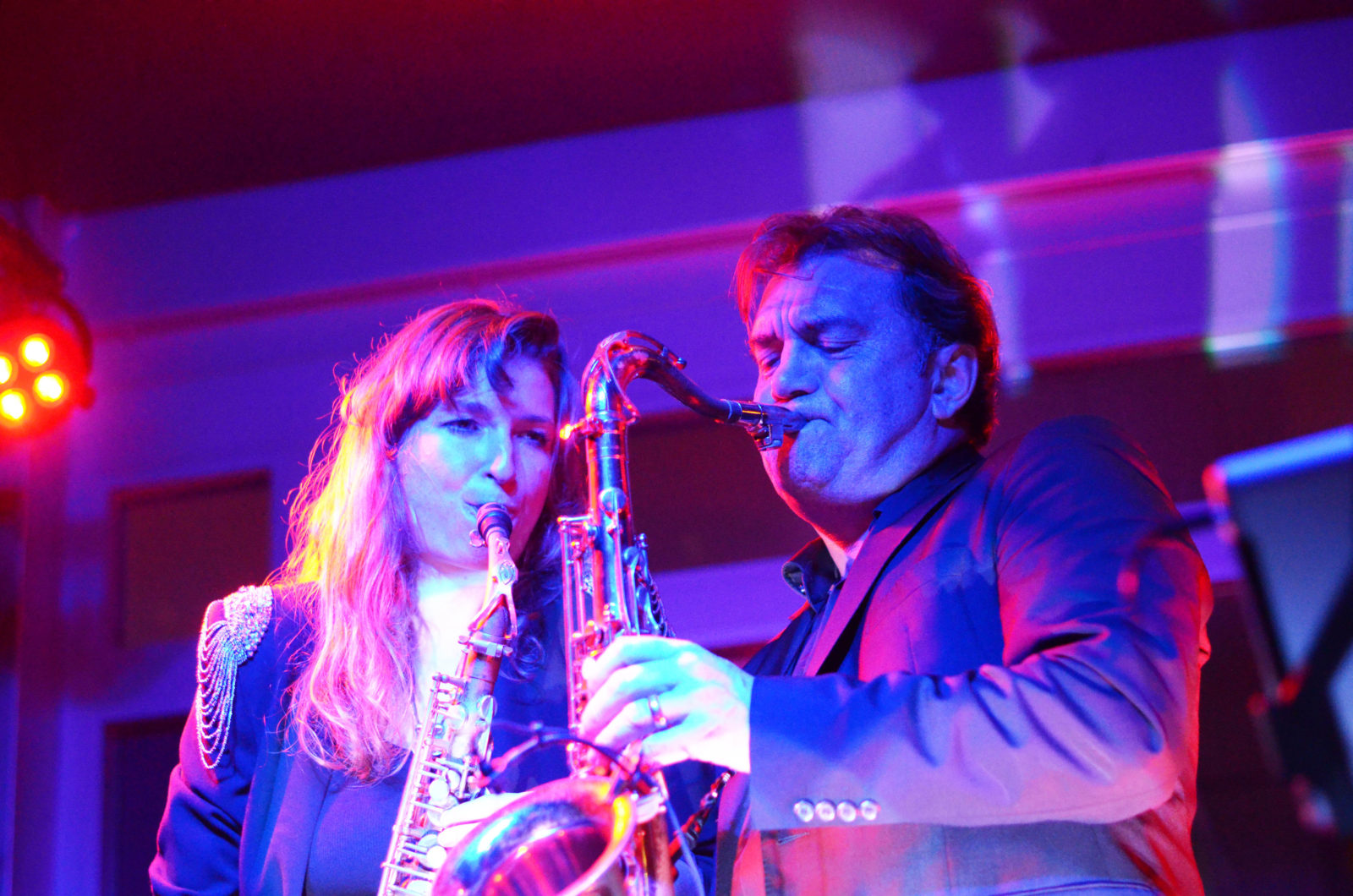 Sax Duo Mr Saxr