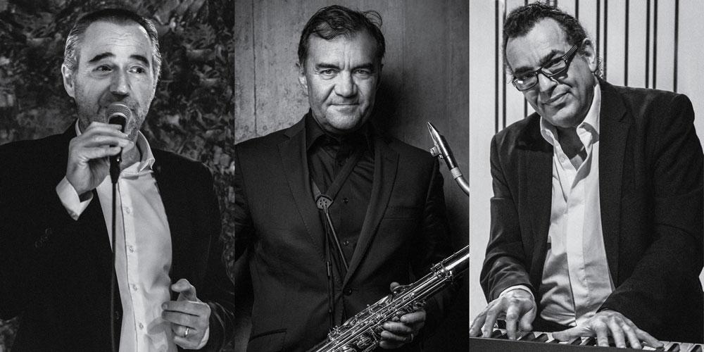Live Musik Mister Saxr Hugo Bigi Gino Todesco