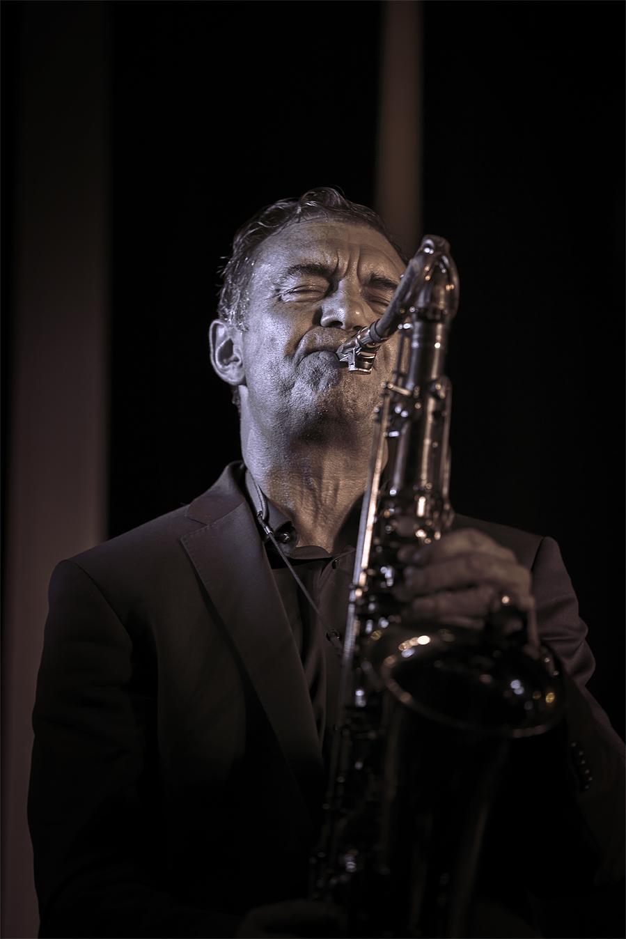 Jazz Club Sax Saxophone Saxofon
